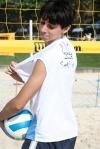 Luiz Felipe com camisa exclusiva do Rei
